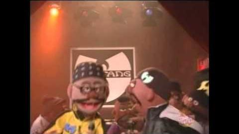 Wu Tang Clan In The HoodCrank Yankers Puppets