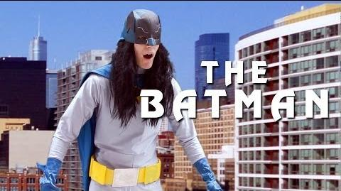 What if Tommy Wiseau Directed Batman?