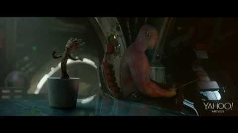 Official Dancing Baby Groot Clip - GUARDIANS OF THE GALAXY