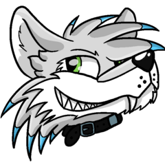 Paws headshot by <a rel=