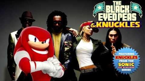 Knuckles Gets It Started In Here (Triple-Q's Retarded Re-Edit)