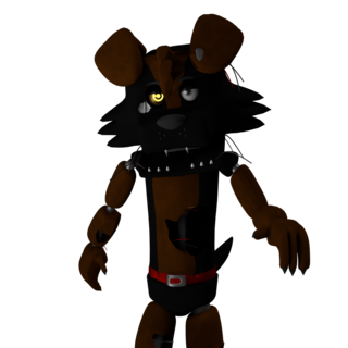 Revision of the first animatronic Rex model, original for use in the canceled <i>Five Nights at Worse Chicken 2</i>.