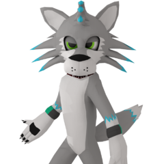 First ever 3D model of Paws.