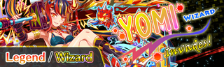 Yomi Invades! Quest Banner