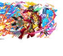 Flaming Dragon King Draig