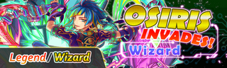 Osiris Invades! Quest Banner