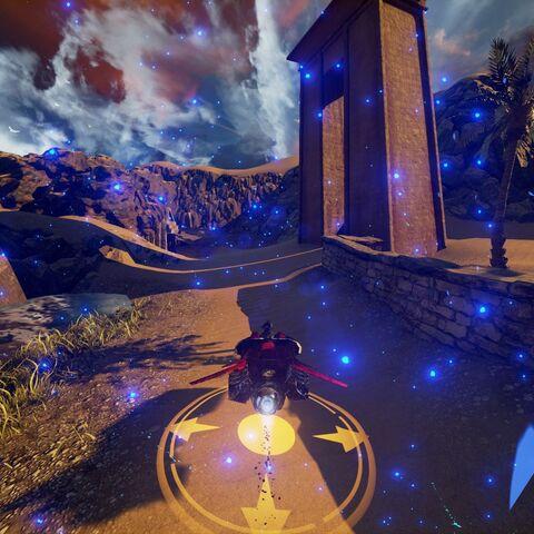 Aquila Rapax in Aquila Plains map in game screenshot 2
