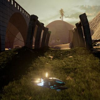 Clava Myotis - In game screenshot