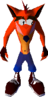 Crash 1 Crash Bandicoot