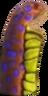 Crash Nitro Kart Worm like Alien Monster