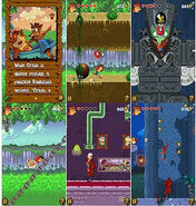 Crash Bandicoot Mutant Island by GLU Mobile 2