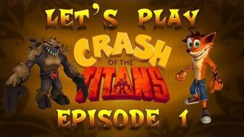 Crash Of The Titans 1 - A New Hop