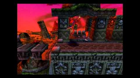 The Lost City - Green Gem - Crash Bandicoot - 100% Playthrough (Part 7)