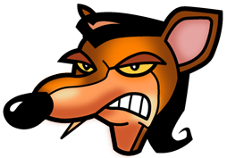 Crash Bandicoot N. Sane Trilogy Pinstripe Potoroo Icon