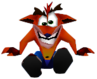Crash Bandicoot Cortex Strikes Back Crash Bandicoot