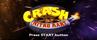 Crash Nitro Kart Title Screen