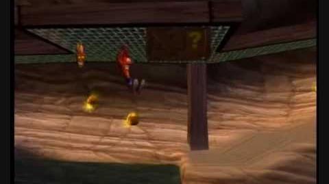 Crash Bandicoot The Wrath Of Cortex - 106% & All Platinums, Part 22 Gold Rush