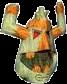 Rok-ko Crash Bandicoot The Wrath of Cortex