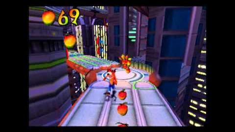 Future Frenzy - Both Clear Gems - Crash Bandicoot 3 Warped - 105% Playthrough (Part 52)