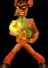 Crash Bandicoot N. Sane Trilogy Pinstripe Potoroo