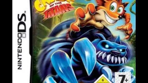 Battle Theme -Wumpa Island- - Crash of the Titans -NDS-