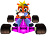 CTR Coco In-Kart (Front)