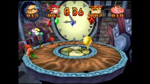 Ring Ding - Trophy - Crash Bash - 200% Playthrough (Part 67)-1
