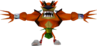 Tiny Tiger Crash Bandicoot 2 Cortex Strikes Back