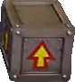 Crash Bandicoot N. Sane Trilogy Iron Arrow Crate