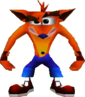 Crash Bandicoot CTR Crash Team Racing