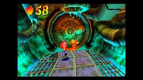 The Eel Deal - Clear Green Gem - Crash Bandicoot 2 Cortex Strikes Back - 100% Playthrough (Part 11)