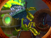 Venus Fly trap Jak and Daxter