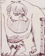 Evil Gorilla