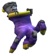 Crash Bandicoot Mind over Mutant Slap-E
