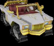 Crash Tag Team Racing Nina Car