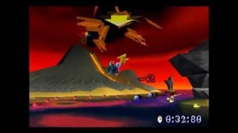 Ski Crazed - Platinum Relic - Crash Bandicoot 3 Warped - 105% Playthrough (Part 60)
