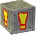 Crash Bandicoot 2 Cortex Strikes Back Iron ! Crate
