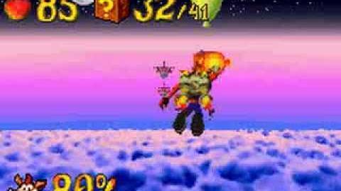 Crash Bandicoot XS 101% & All Platinums Part 17 (Blimp Bonanza)