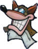 Crash Bandicoot N. Sane Trilogy Flying Icon