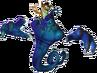 Crash Bandicoot Mind over Mutant Grimly