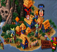 Early Proto Map Papu Icon