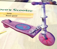 Coco's Scooter