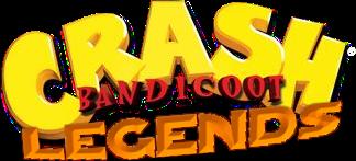 File:Crash Bandicoot Legends logo.png