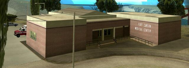 File:Fort Carson Medical Center (Fort Carson).jpg