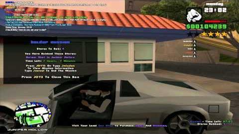 CBCNR Video - Holdup Mission