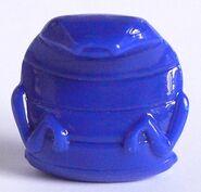 Toggo.DraccoHeads.32.Rollschlauch.blau