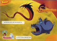 Toggo.Drachenjaeger.Sticker.8