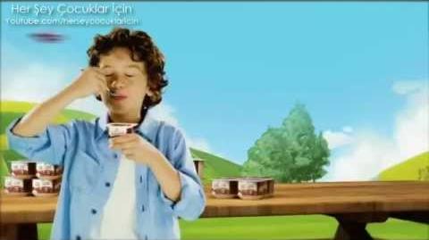 Gogos Gezegeninden Geldiler Sütaş Tatlımı Seçtiler Çocuk Reklamı