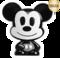 Retro Mickey Mouse