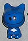 Dark Blue Urban Mosh